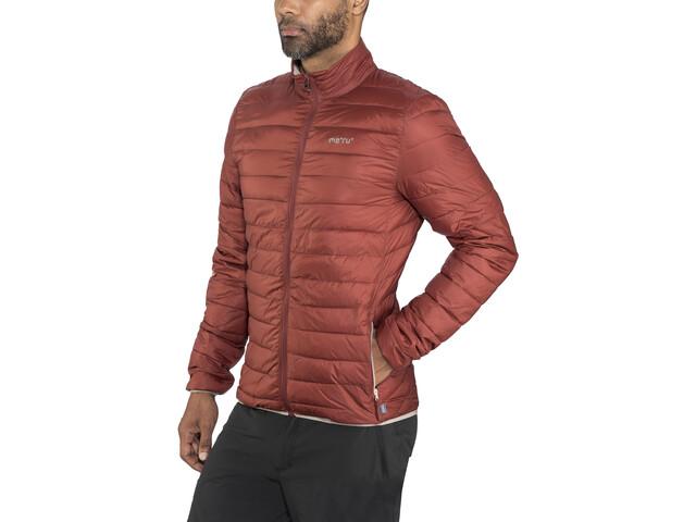 Meru Seattle Padded Jacket Herren russet brown